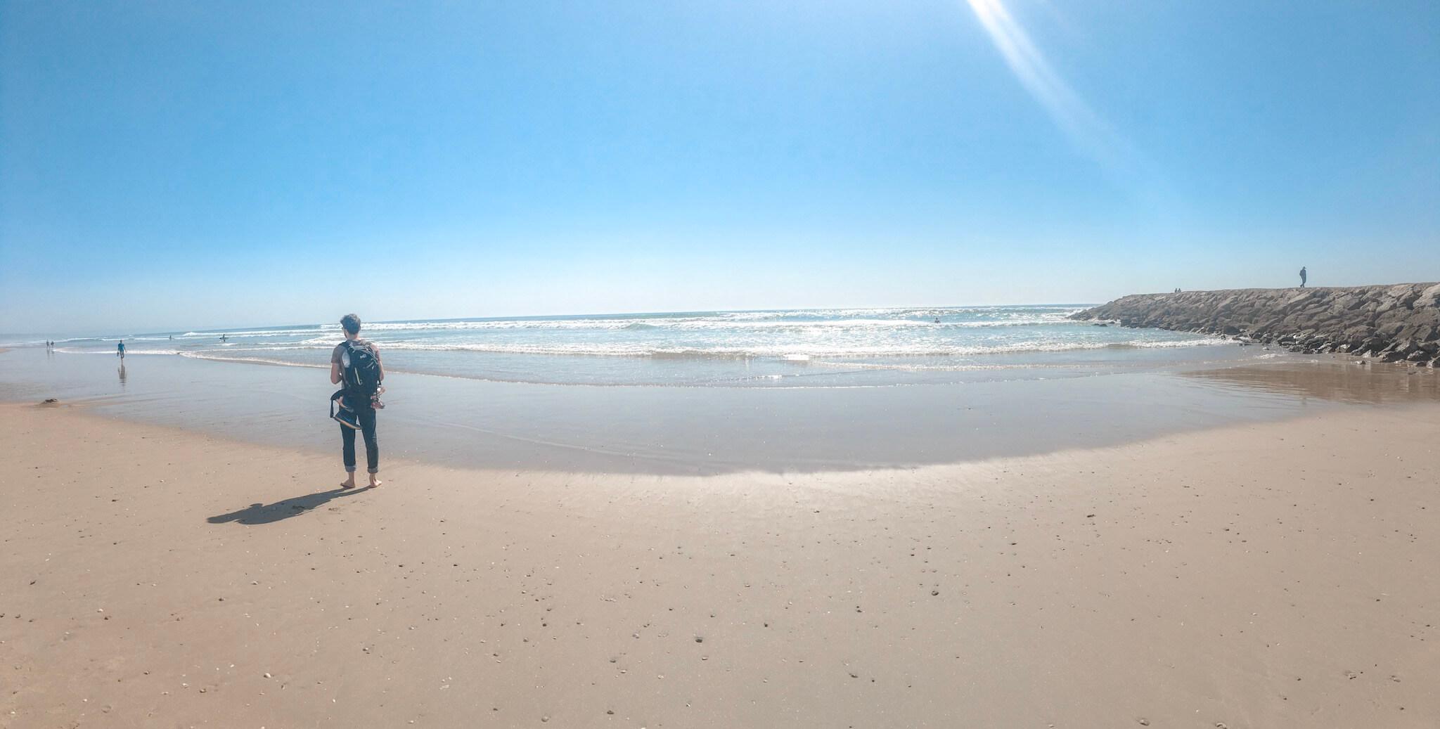 lisbonne plage