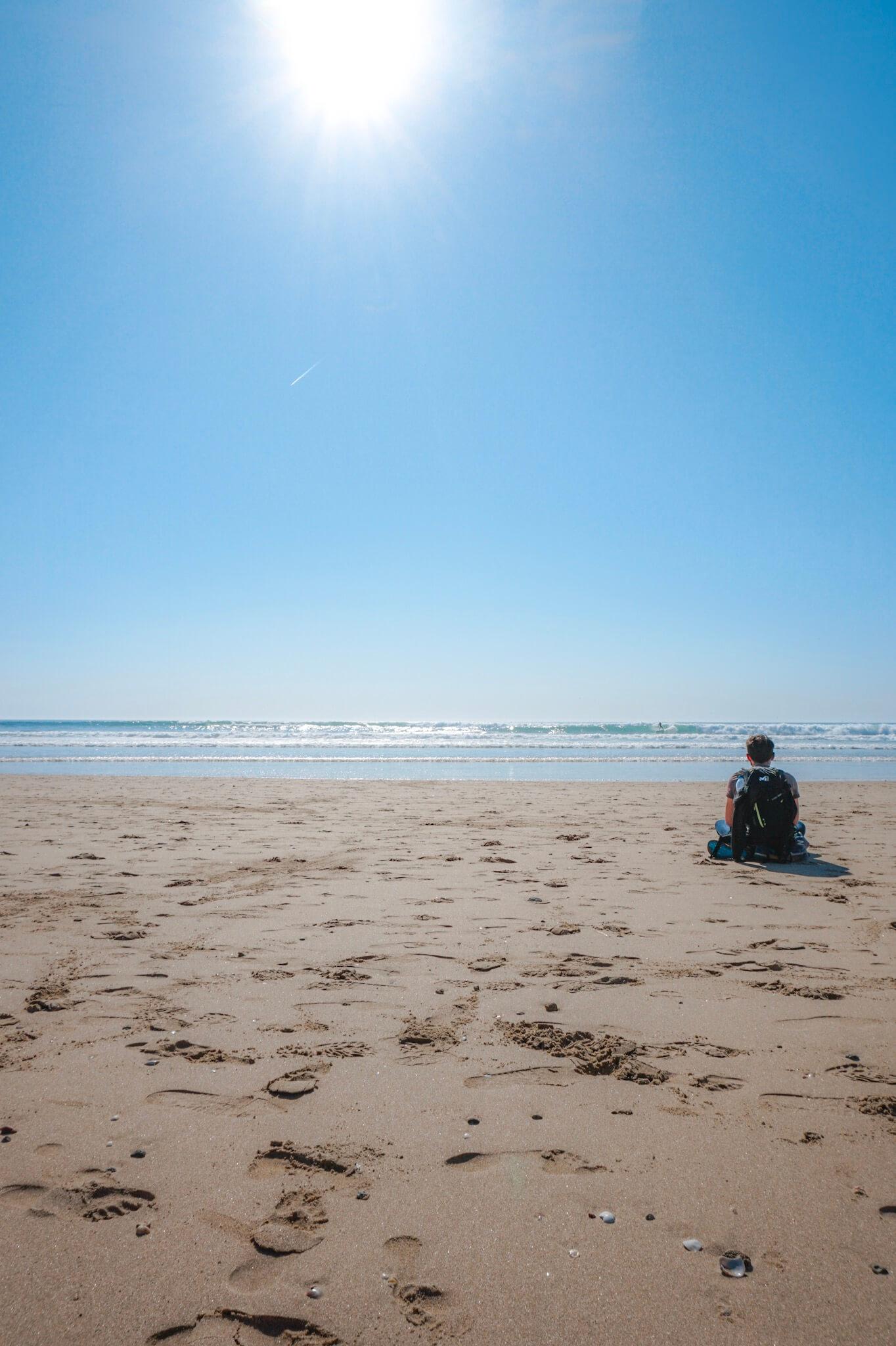 plage de lisbonne costa caparica