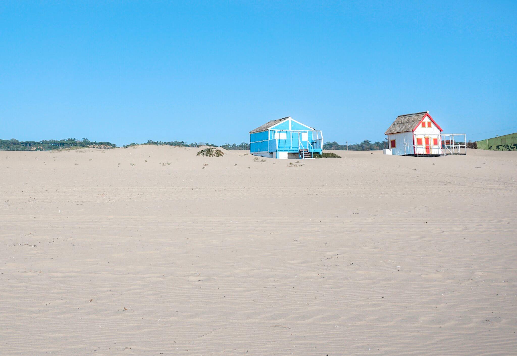 ou aller à la plage lisbonne