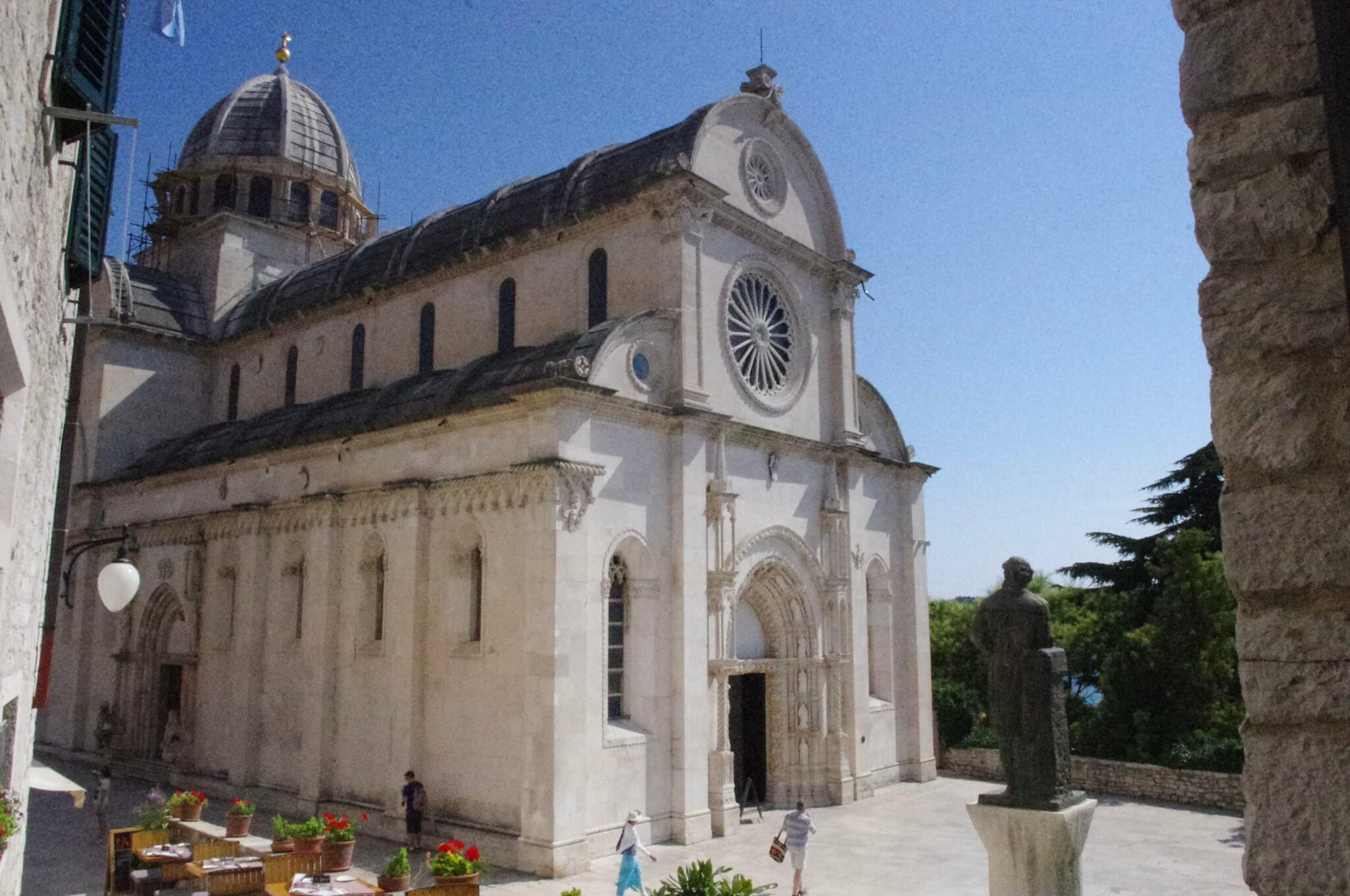 Visiter sibenik croatie voyage blog