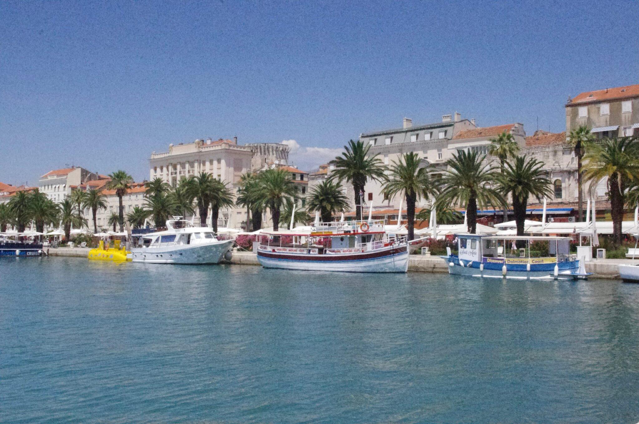 Visiter split croatie voyage blog