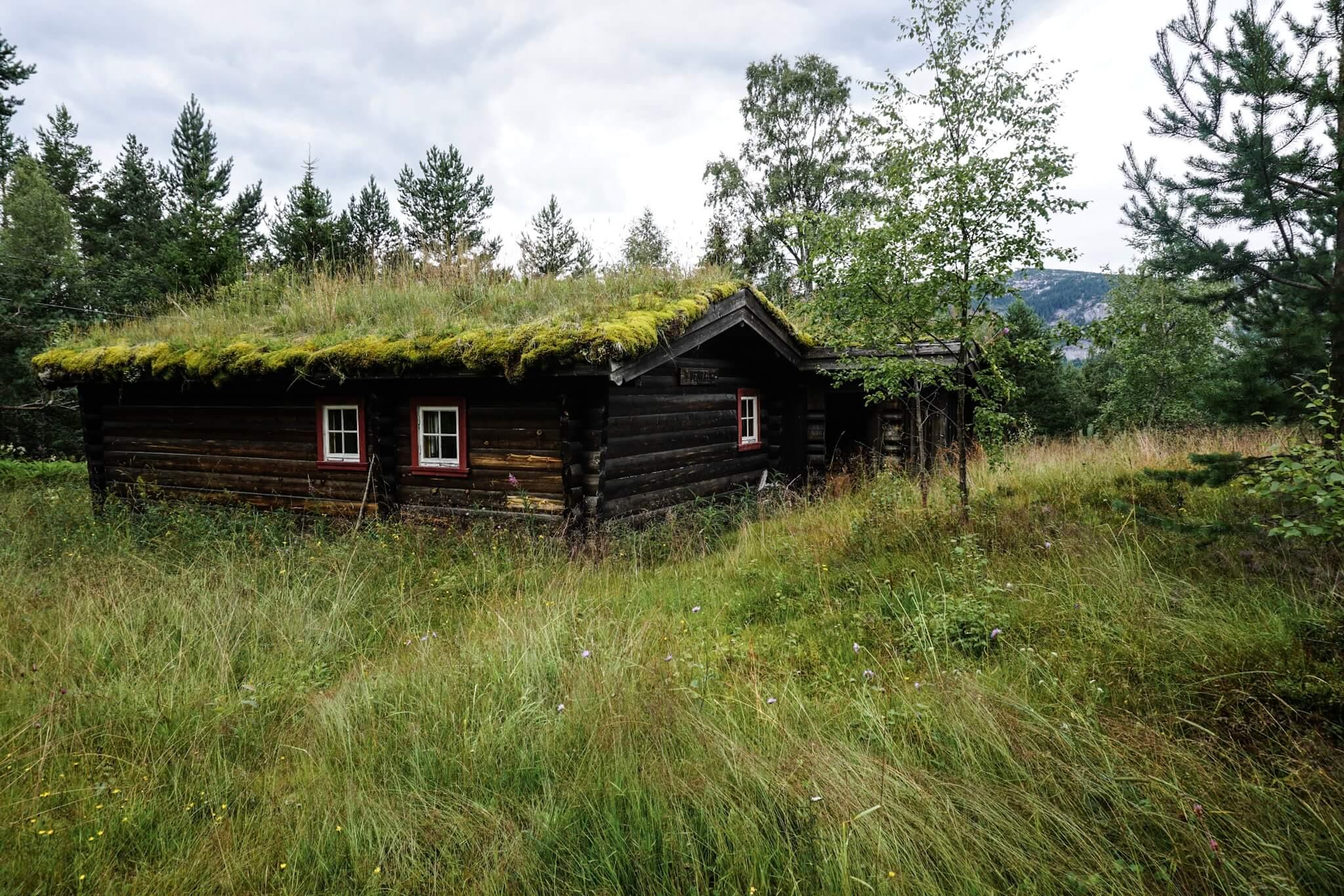 maison typique télémark norvège blog