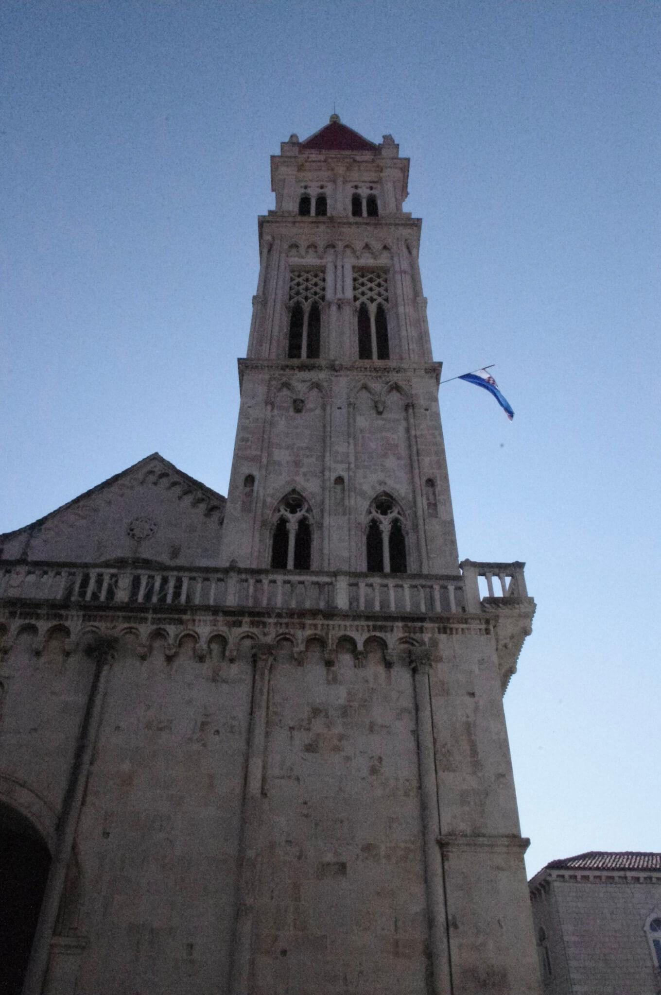 Visiter trogir croatie voyage blog