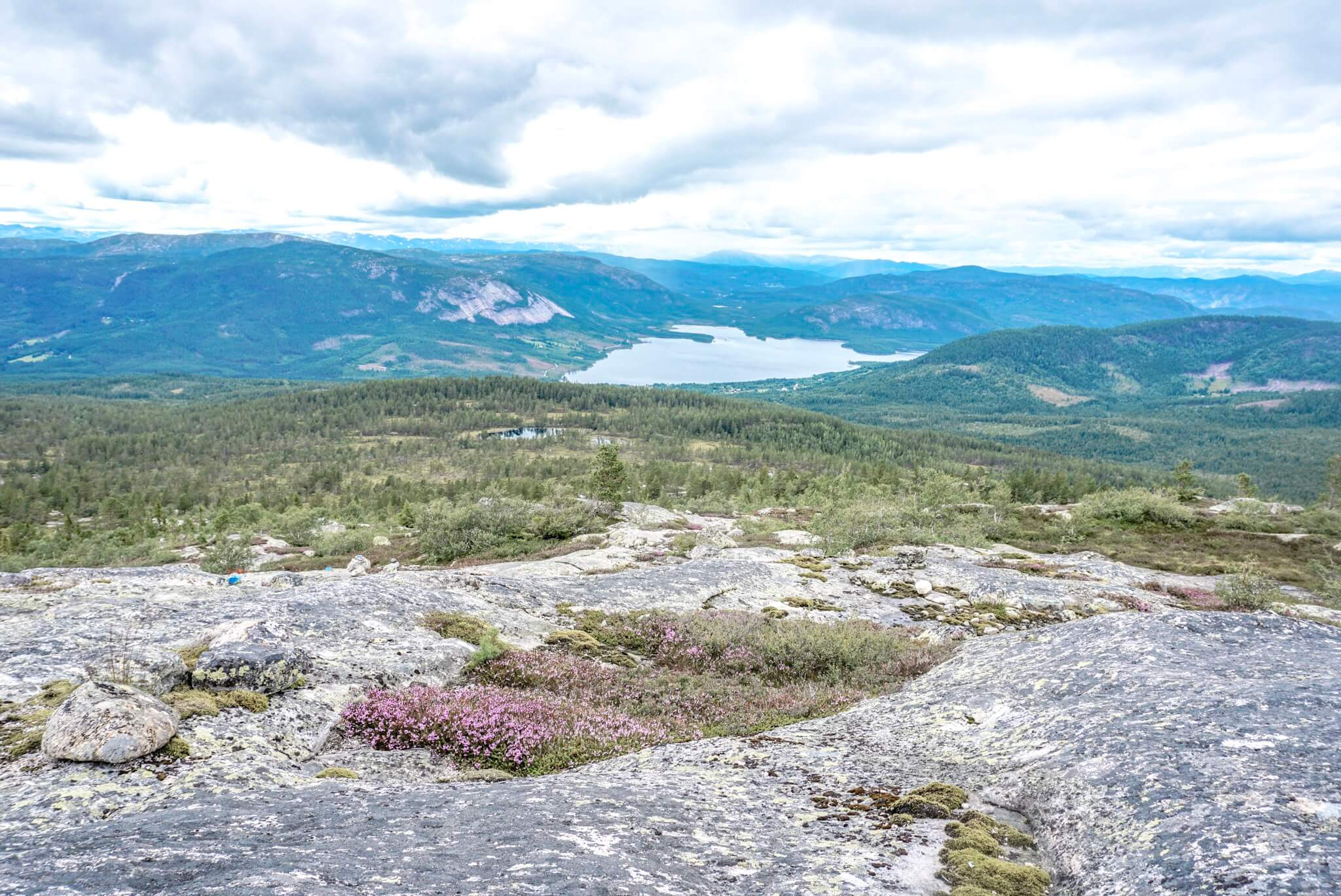 visiter le telemark en randonnée itinéraire norvège