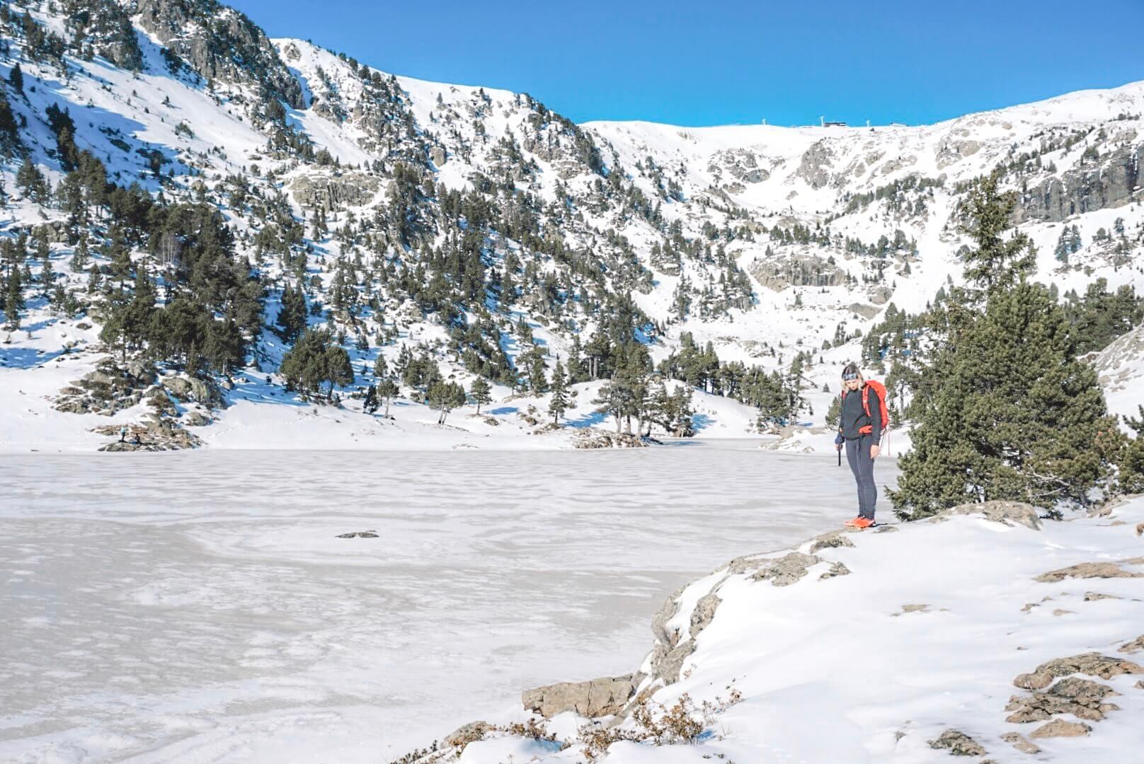randonnée chamrousse lac Robert