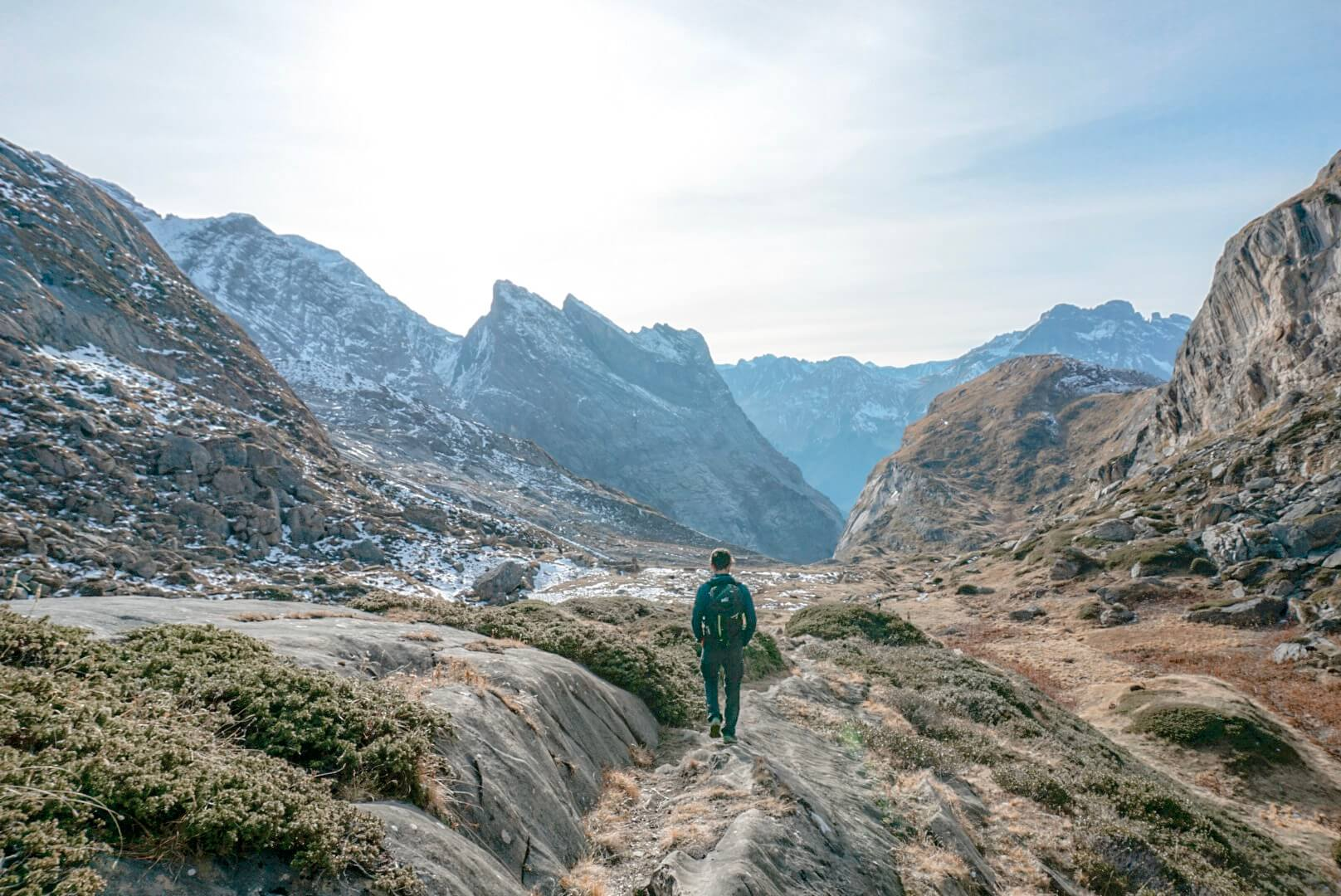 Blog randonnée parc de la vanoise pralognan
