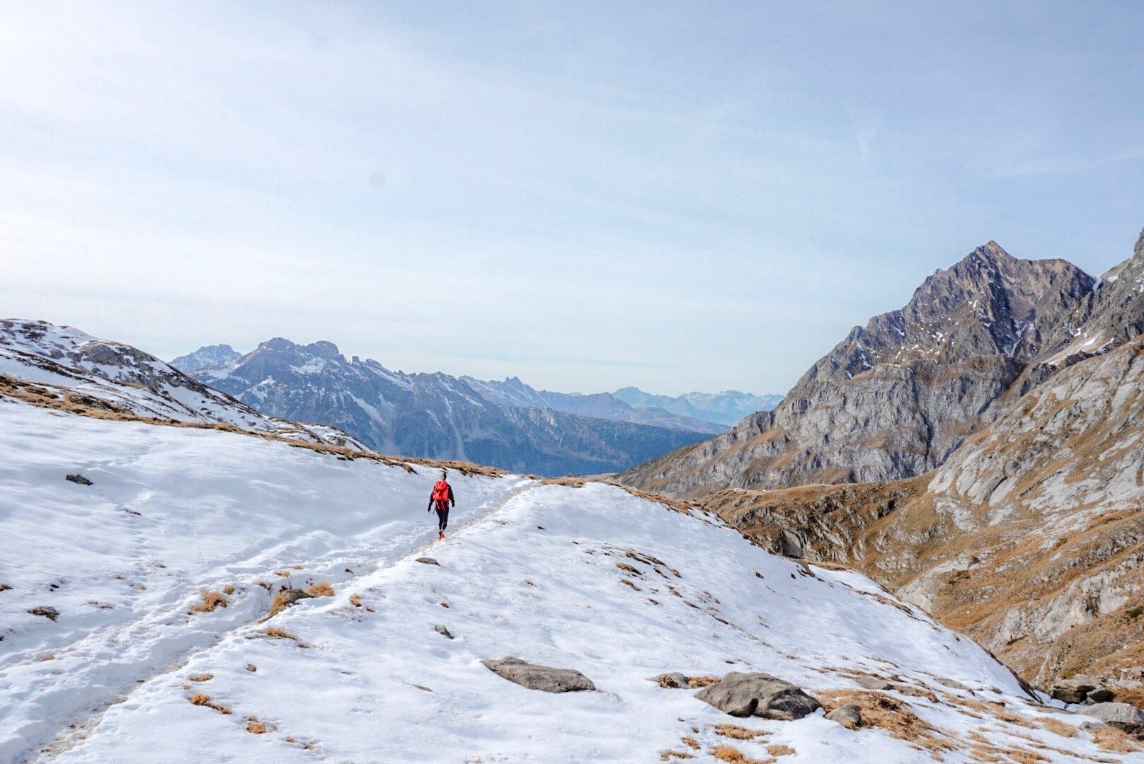 Idée randonnée parc de la vanoise Savoie