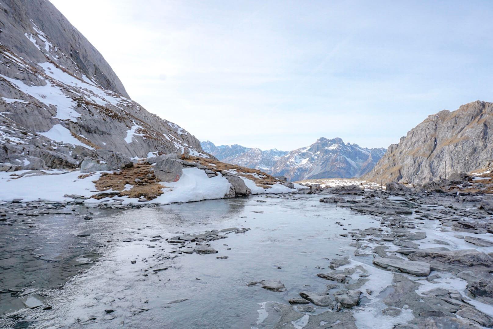 Randonnées dans le parc de la vanoise Savoie Pralognan