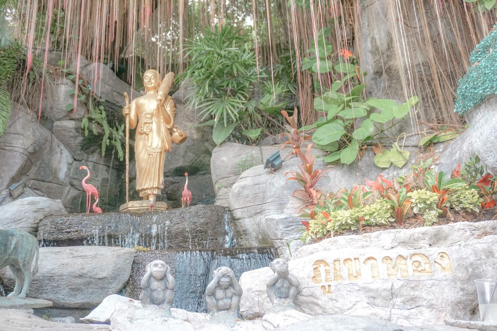Les temples à visiter à Bangkok