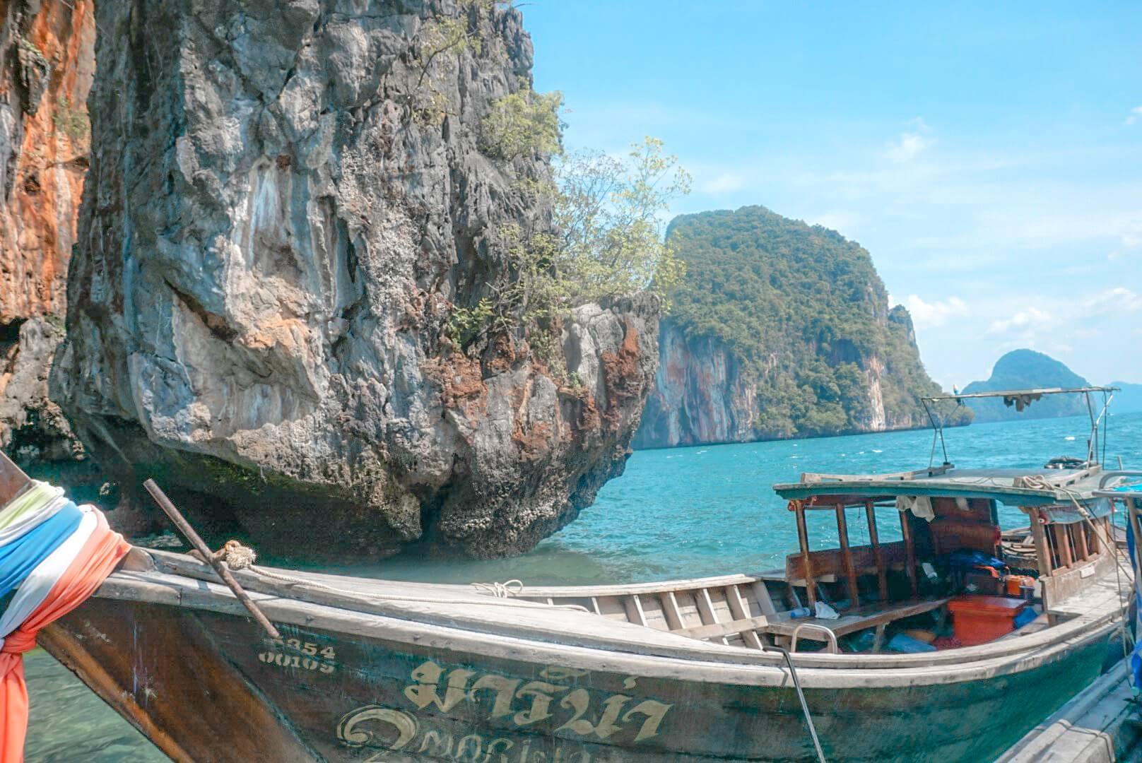 excursion Paradise beach depuis Koh Yao Noi