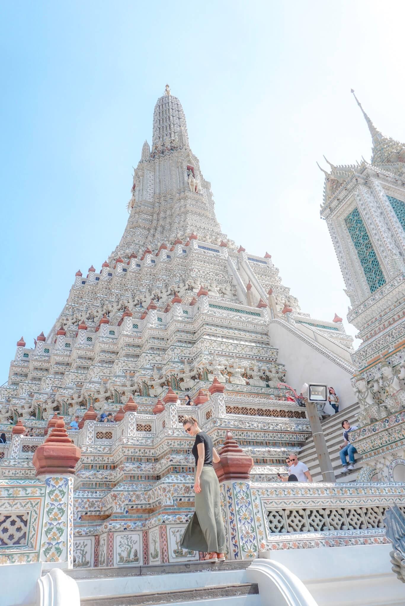 Temple de Wat Ar