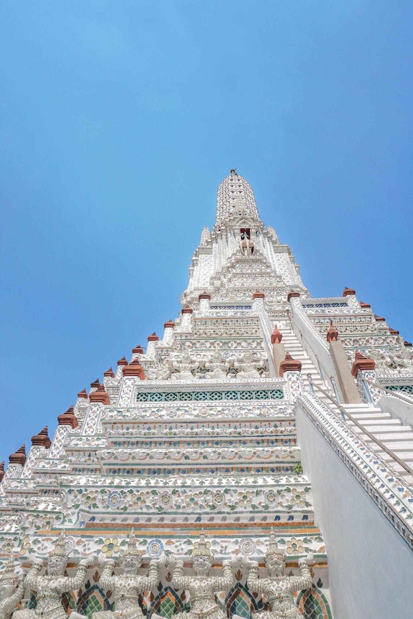 Un des plus beaux temples de Bangkok Wat Arun