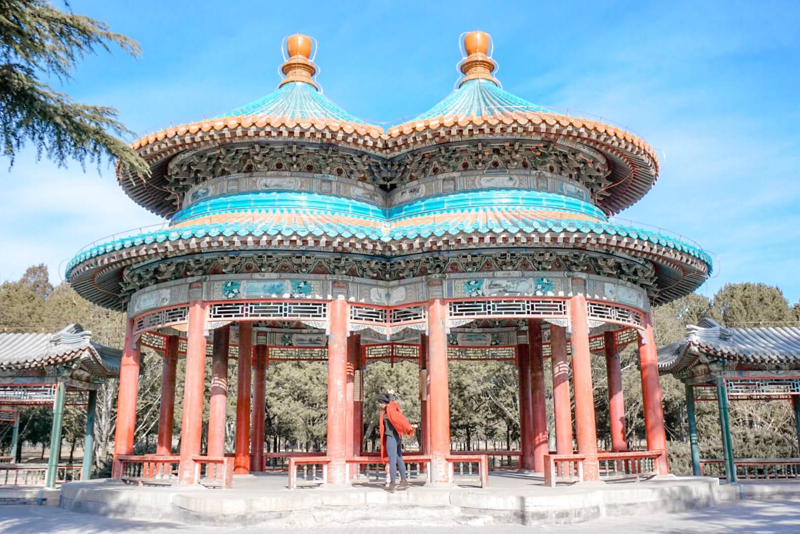 parc ou se promener pékin temple du soleil