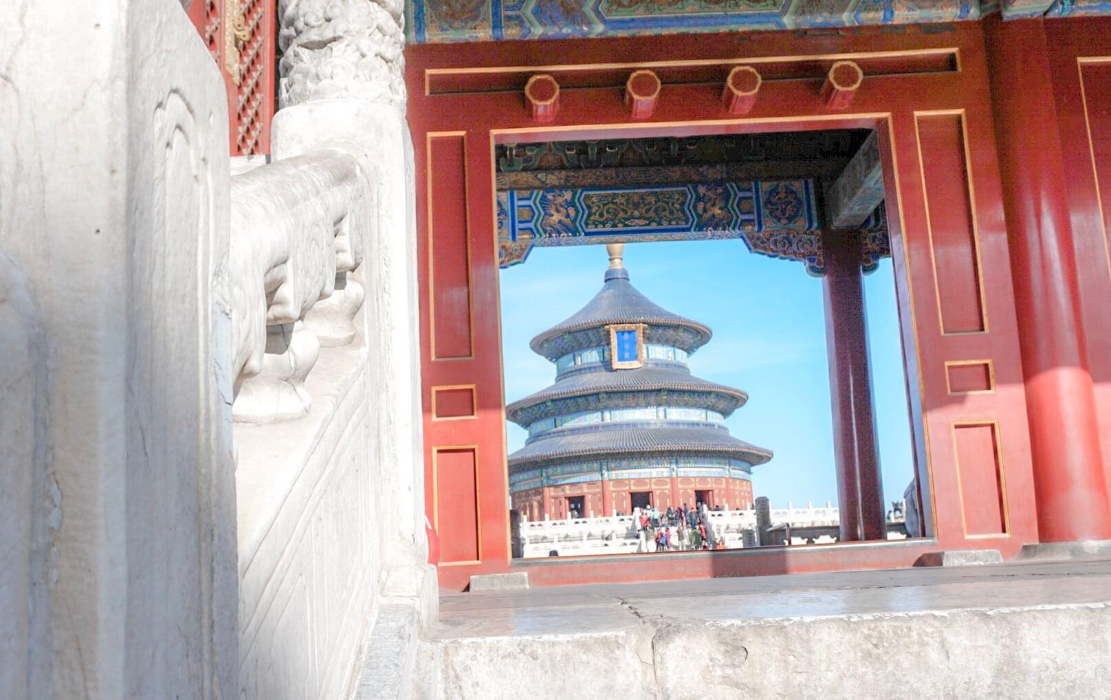 visiter le temple du soleil sud pékin chine