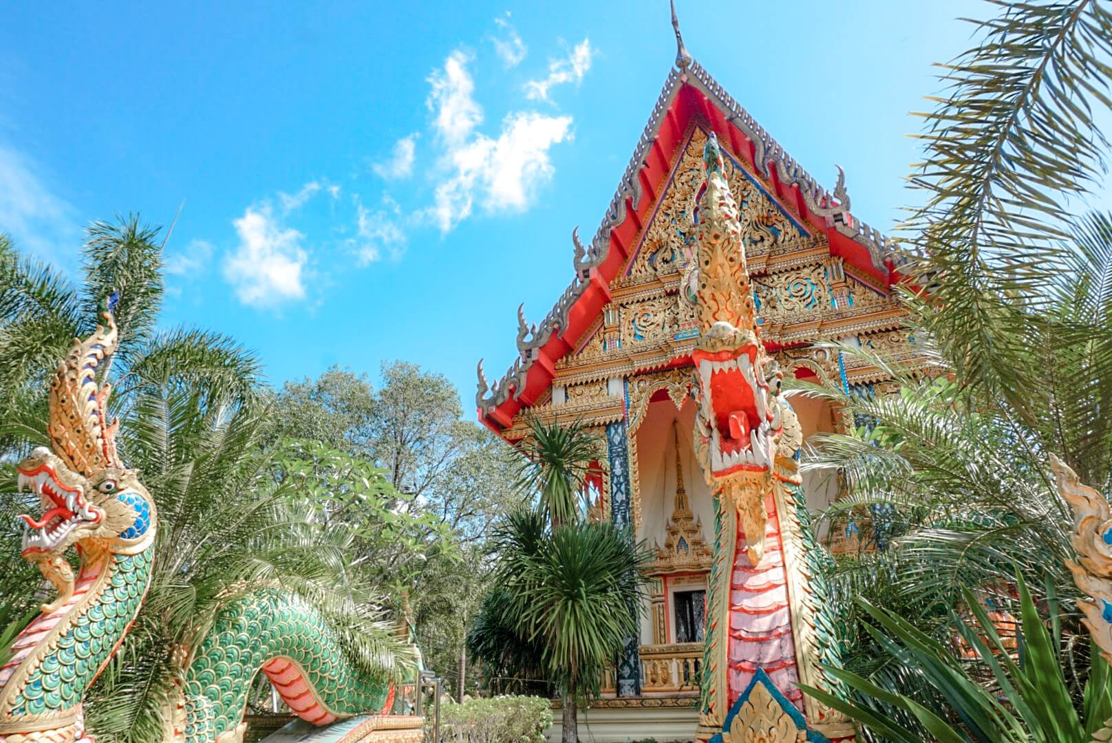 temple ko chang ouest