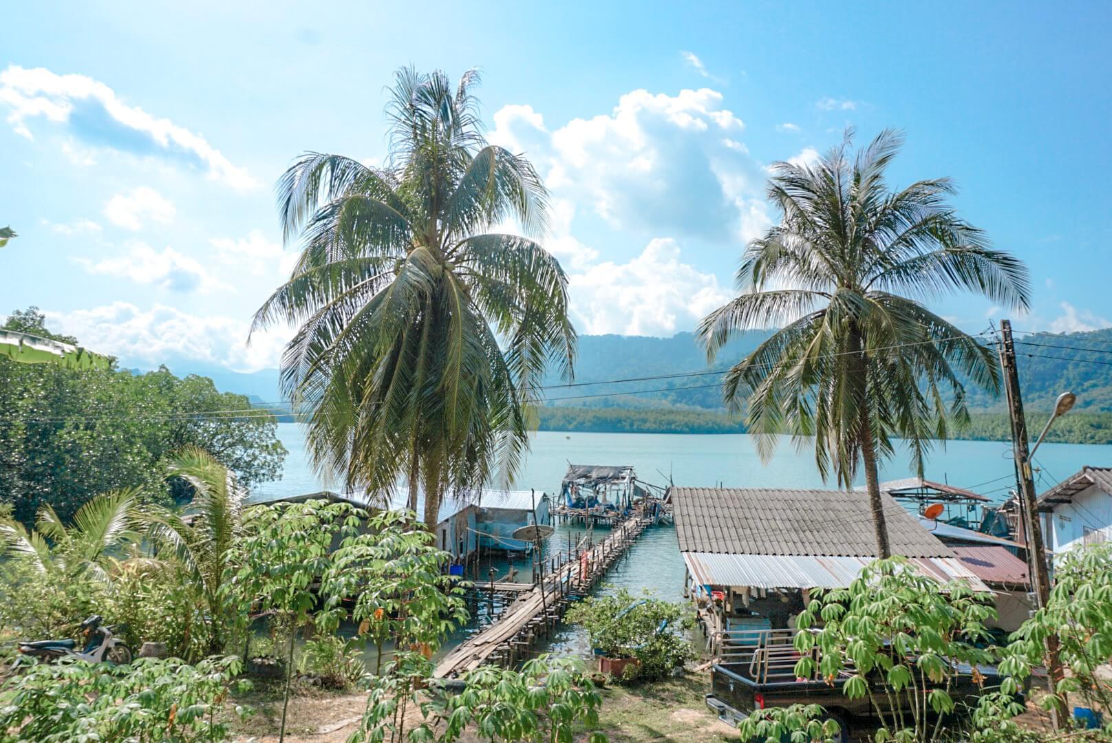 Village Baan salak kok ko Chang