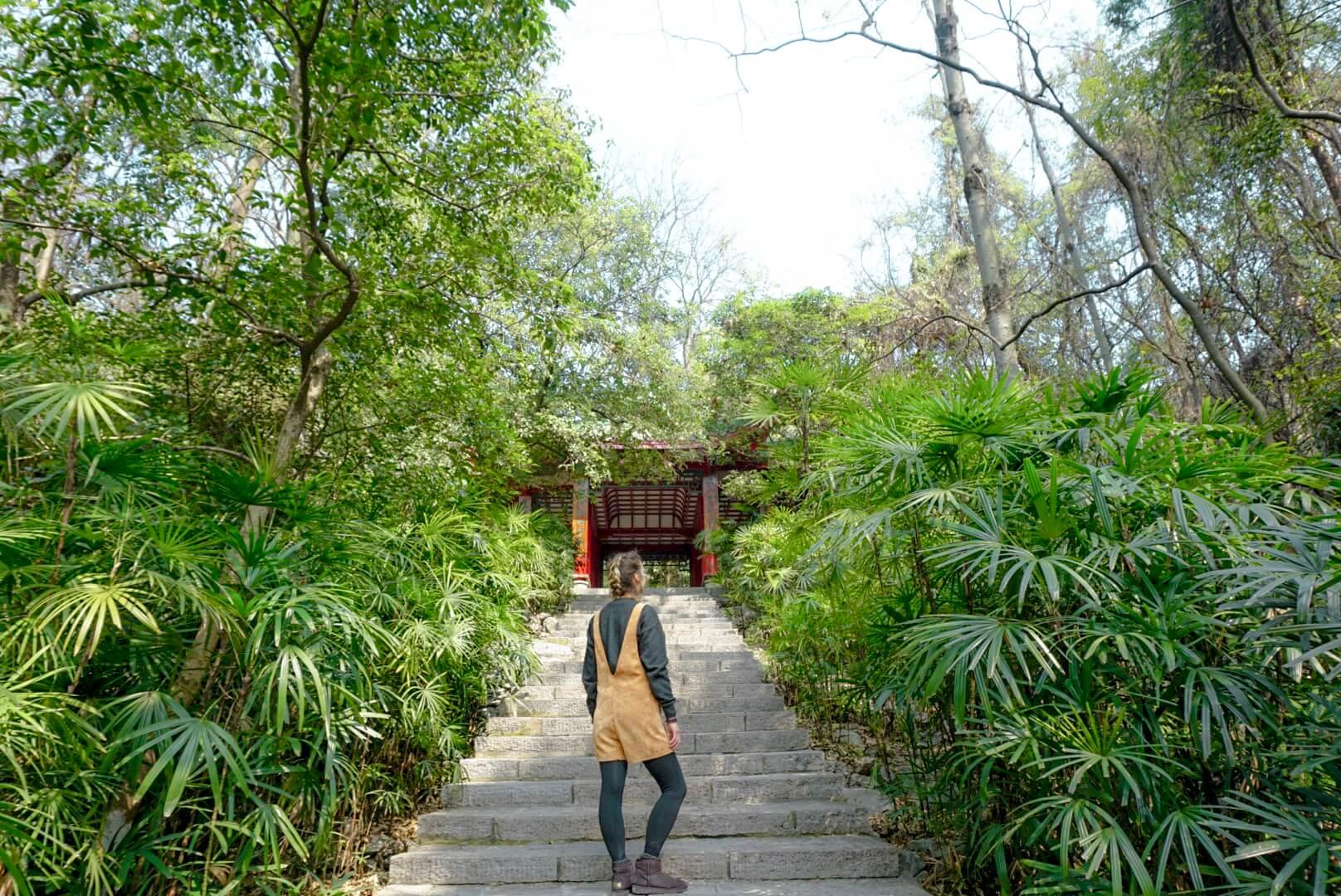 parcs à visiter guilin chine