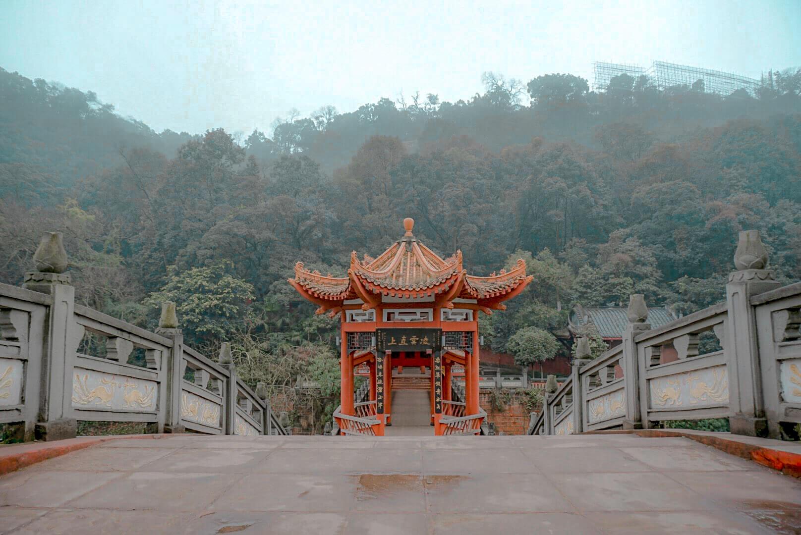 comment aller bouddha leshan chine blog voyage