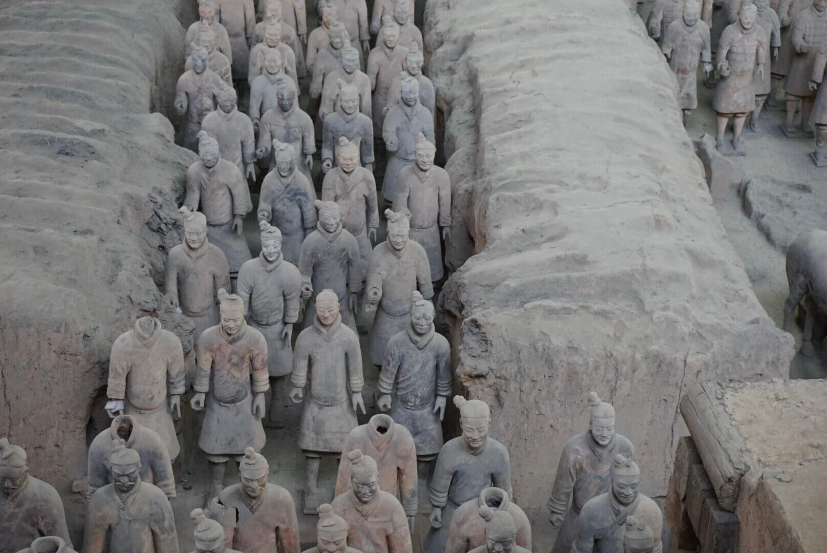 Visiter le musée de soldats en terre cuite de Xian