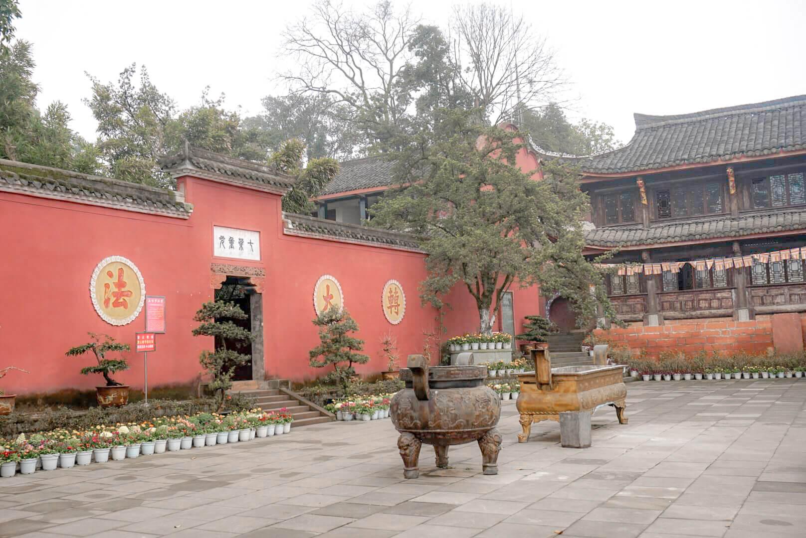 comment aller au parc du bouddha leshan chine blog voyage