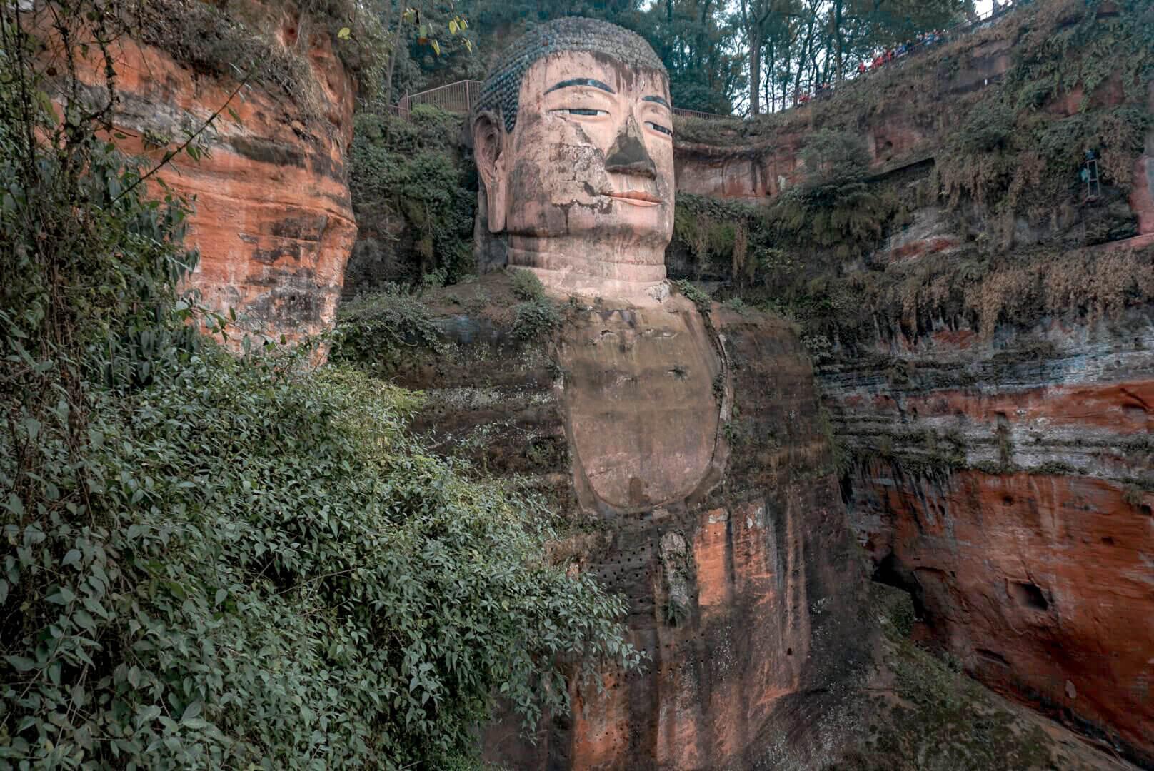 comment visiter le buddha de leshan chine voyage