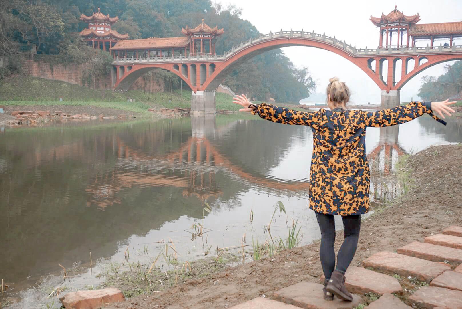 visiter parc du bouddha de visiter leschan guilin chine billet entrée bus