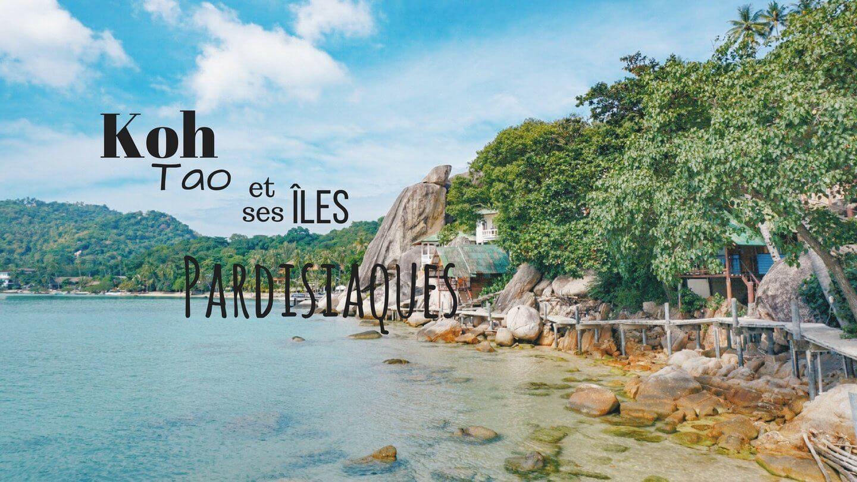 plages de Koh tao baroudeurs blog thailande