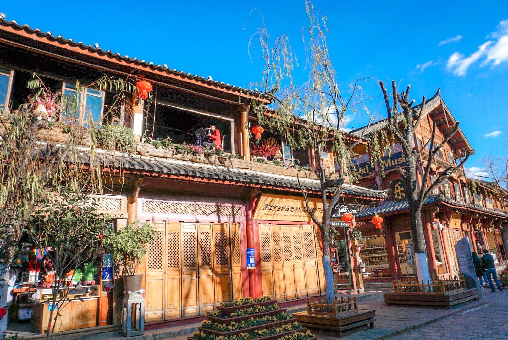incontournables Yunnan Lijiang chine