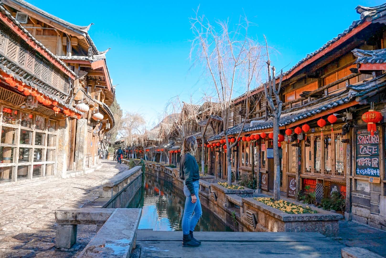 Visiter Lijiang en 2 jours Chine blog voyage