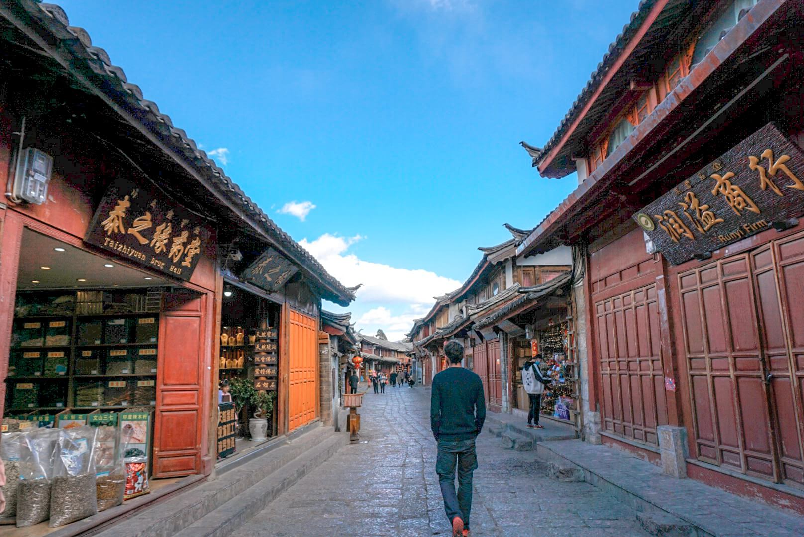 Que faire à Lijiang chine Yunnan blog voyage