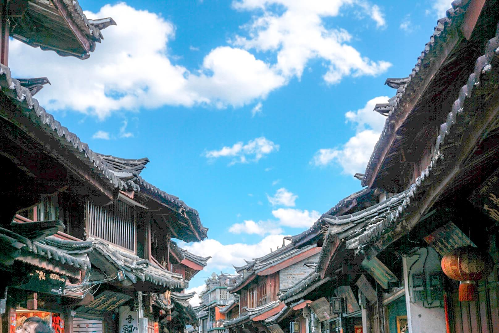 visiter le Yunnan Lijiang chine vieille ville naxis