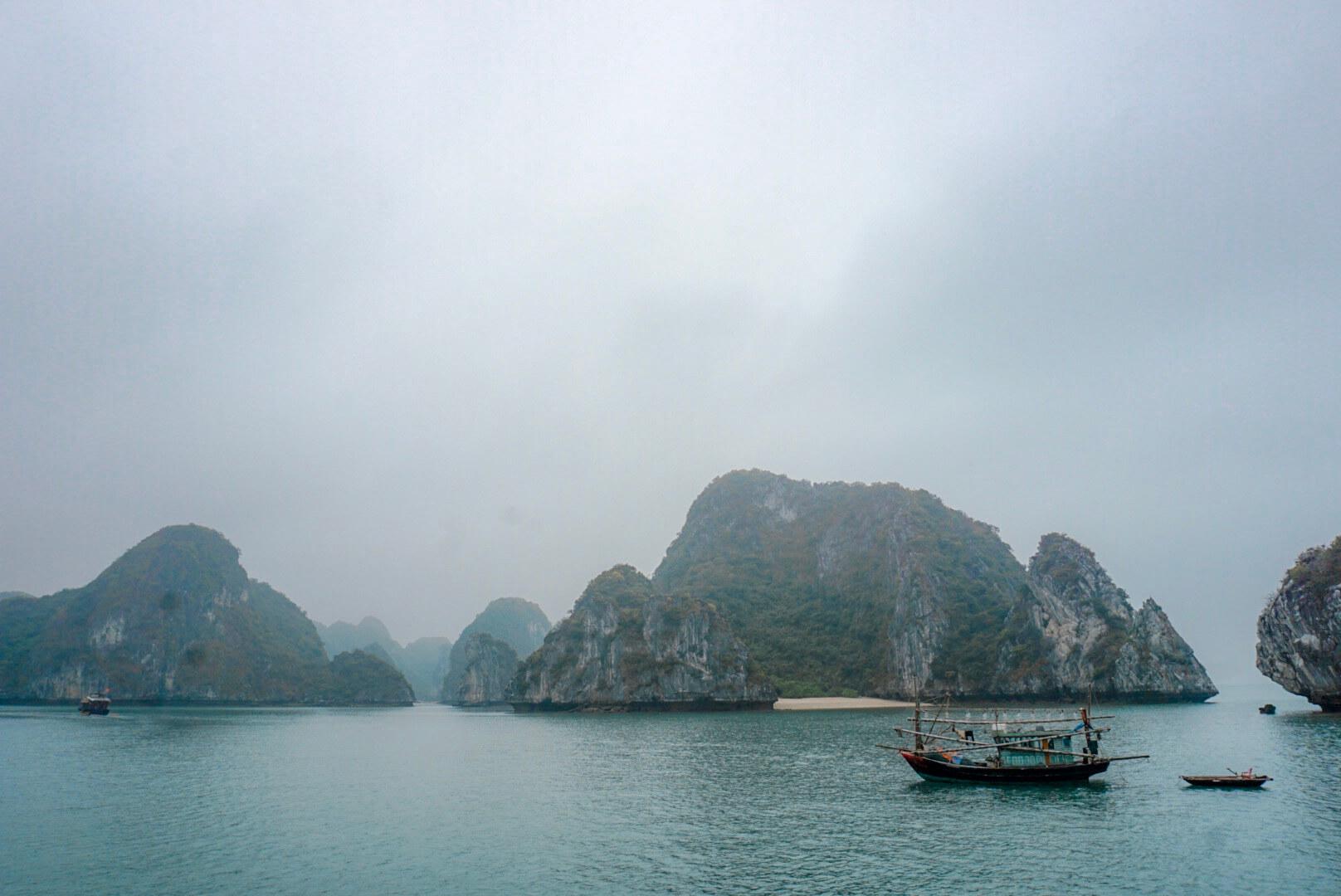 Croisière Lan Ha Baie Vietnam Cat Ba