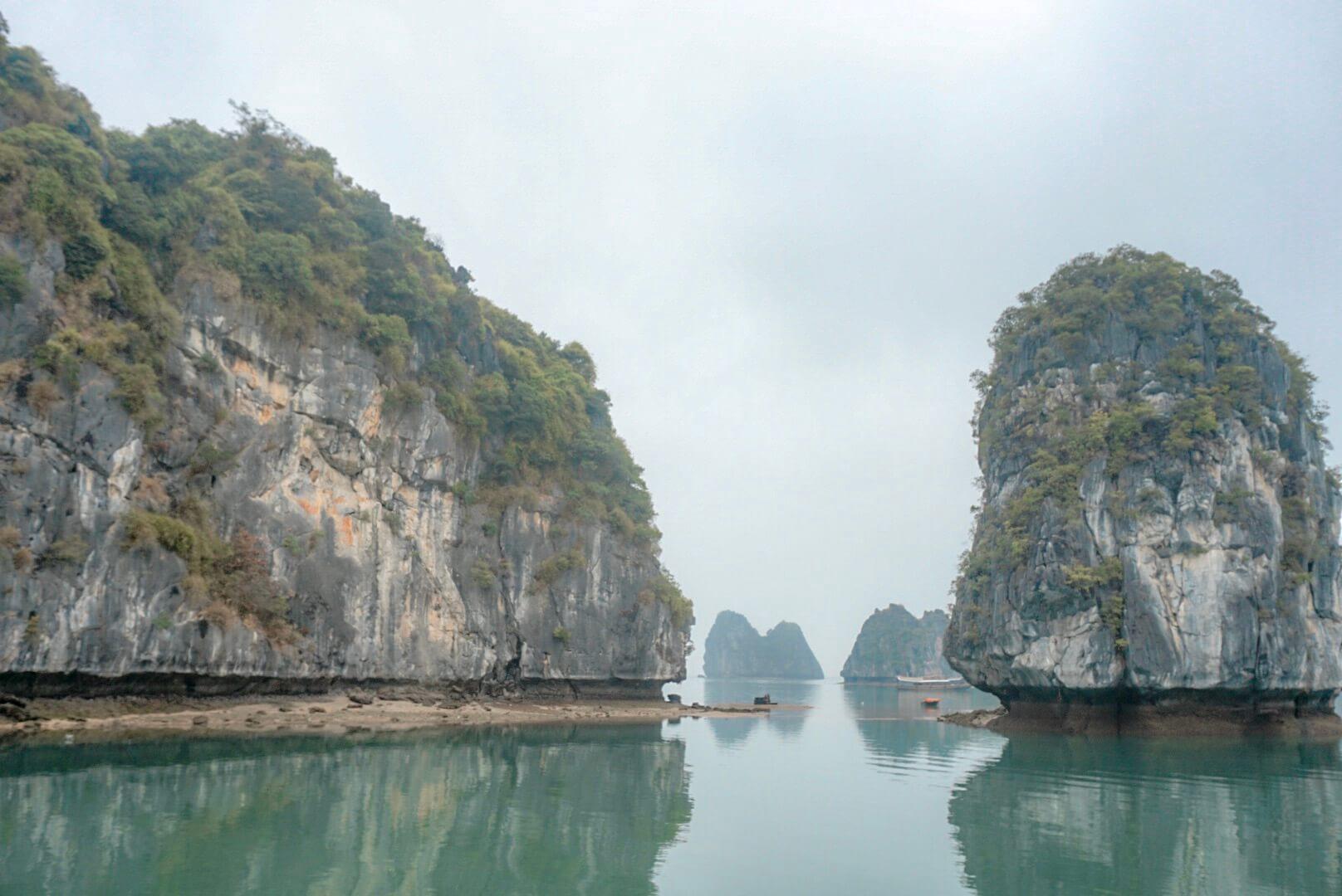 la baie ha long Vietnam