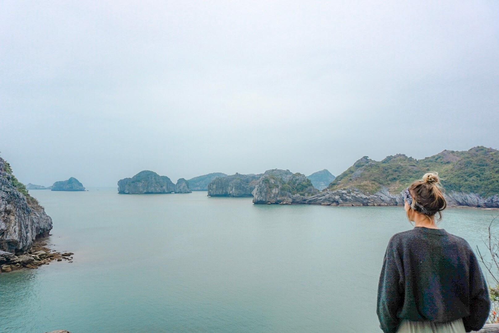 la baie d'Ha Long Lan Ha Baie Vietnam