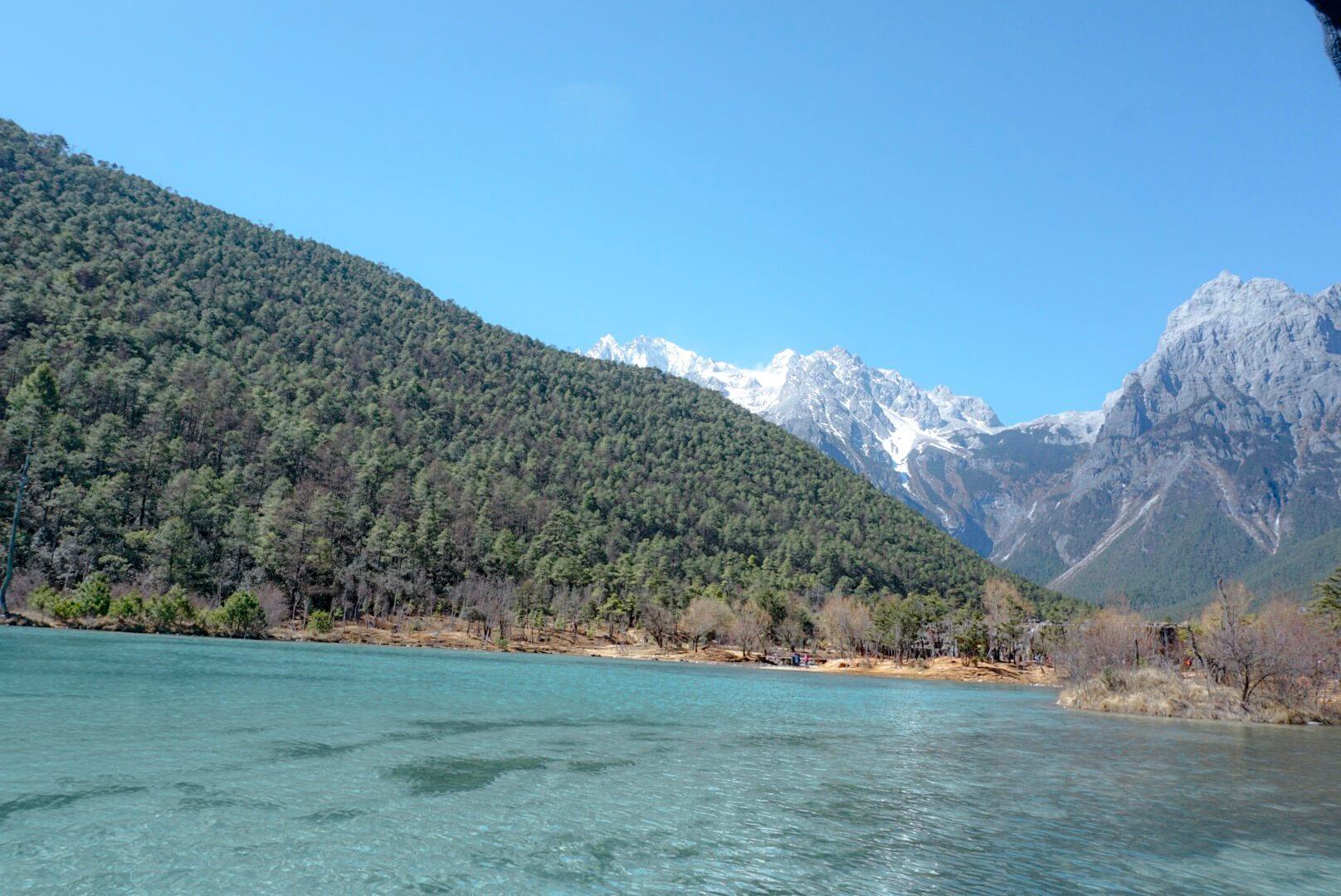 comment voir la blue moon vallée chine Yunnan