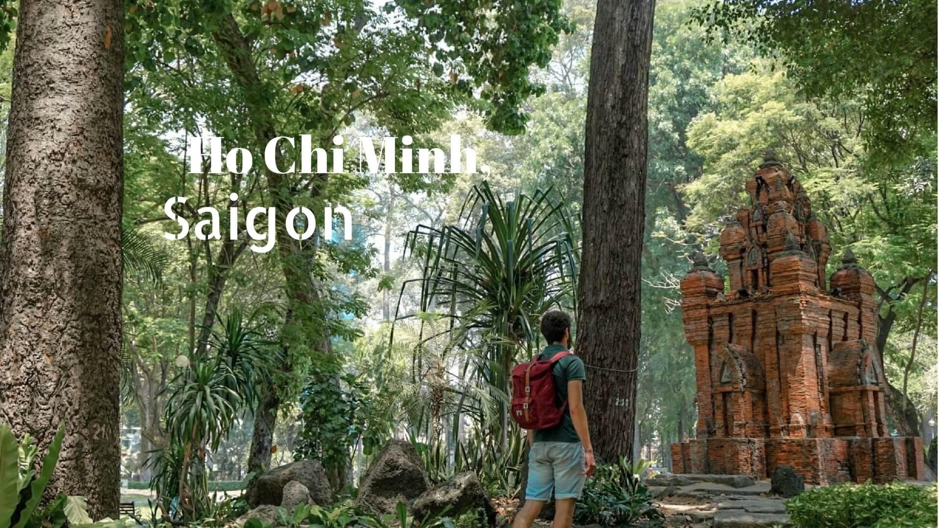 Que faire à ho chi minh Saigon Vietnam