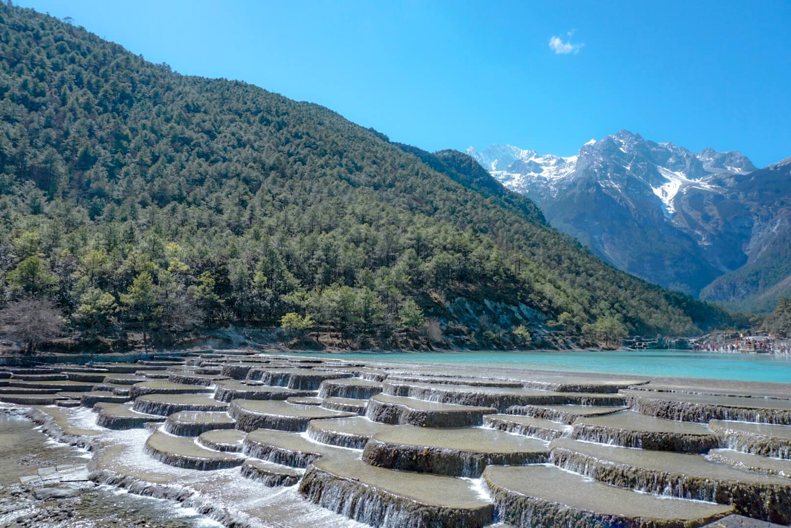 comment visiter blue moon valley chine Yunnan blog voyage