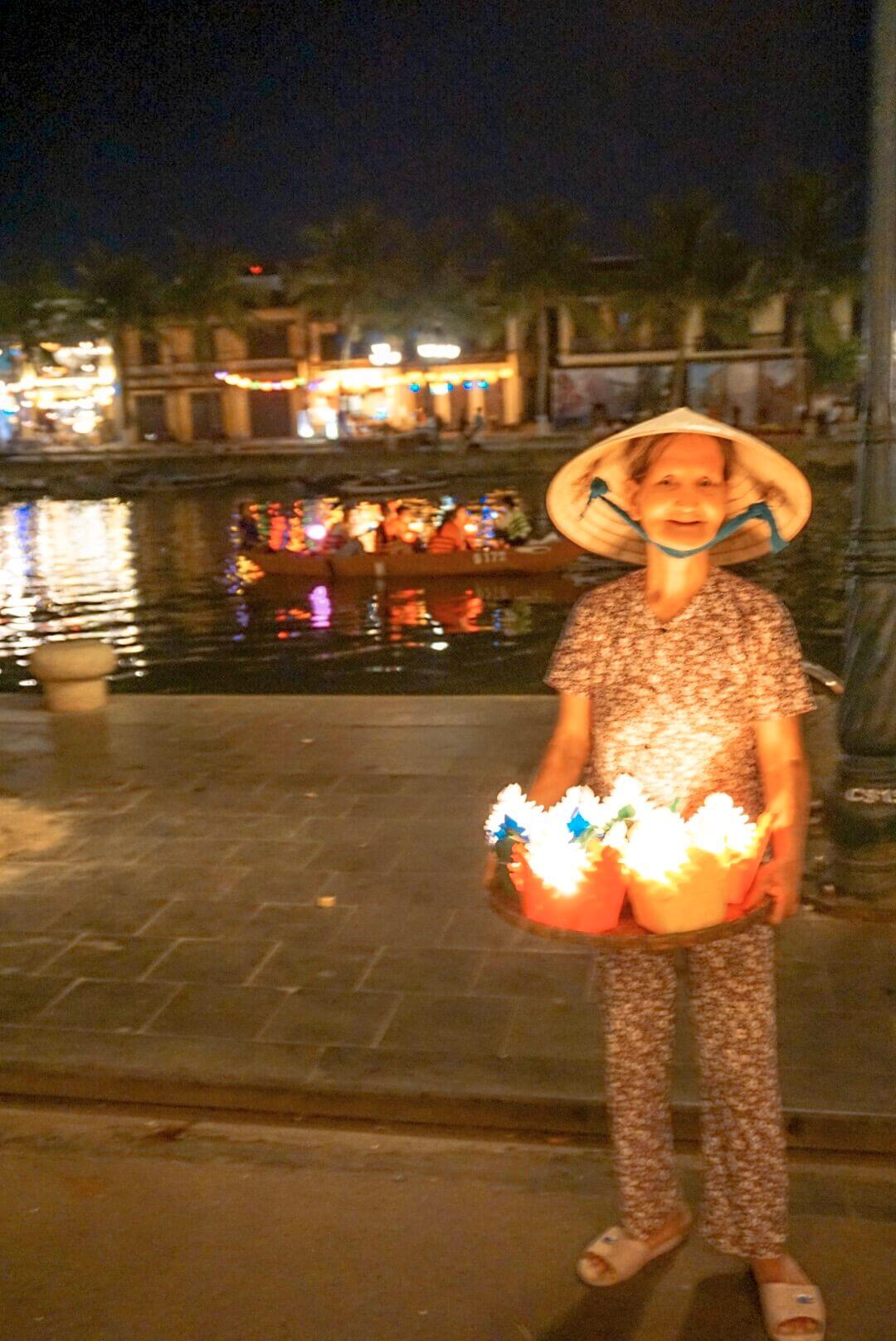 Hoi An et ses lumières Vietnam