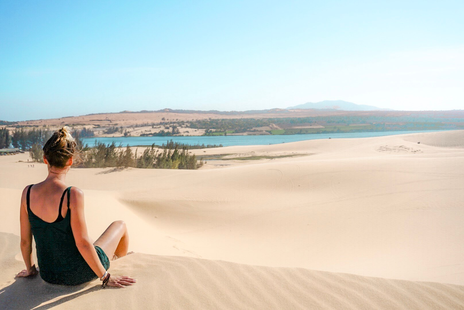 Visiter les dunes blanches de Mui Né