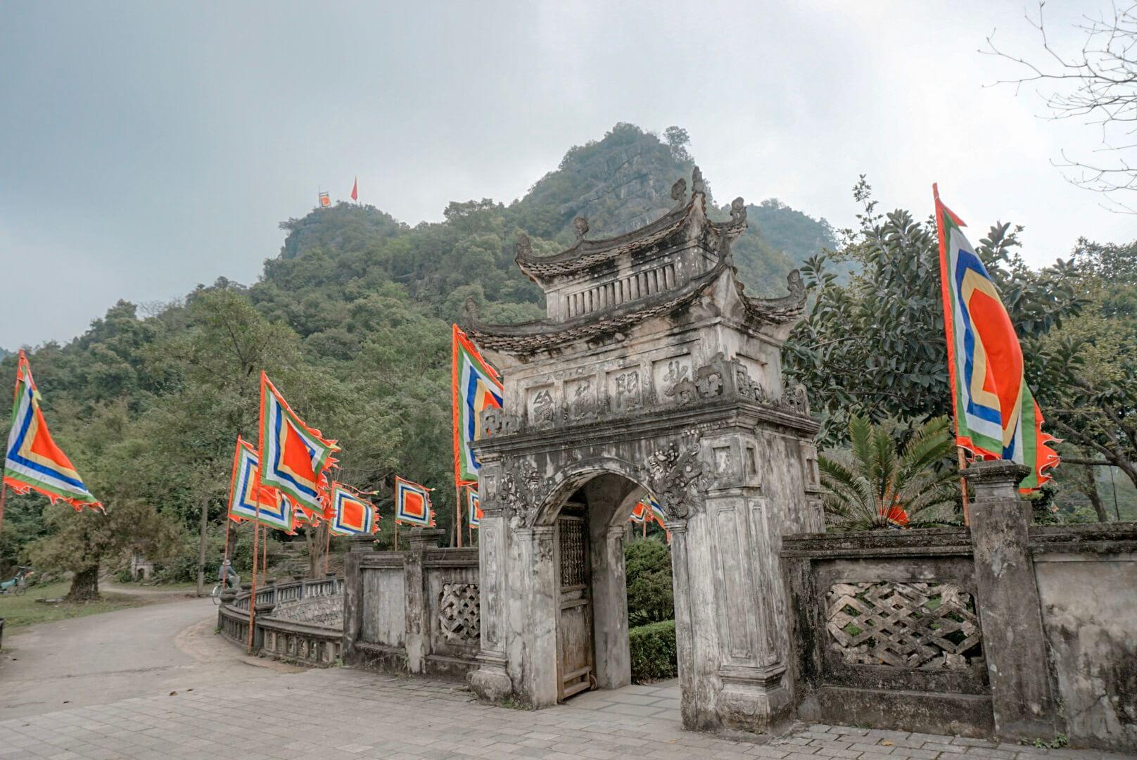 Cité Hoa Lu Vietnam