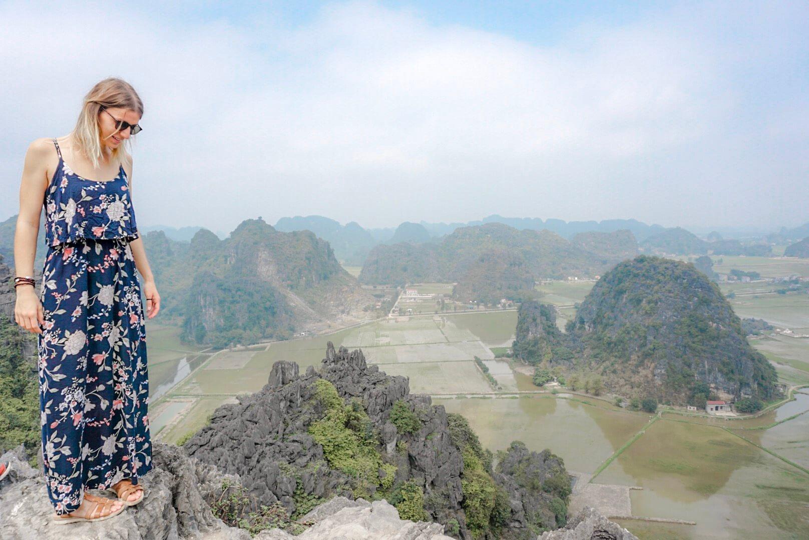 Tam Coc Vietnam Mua Cave