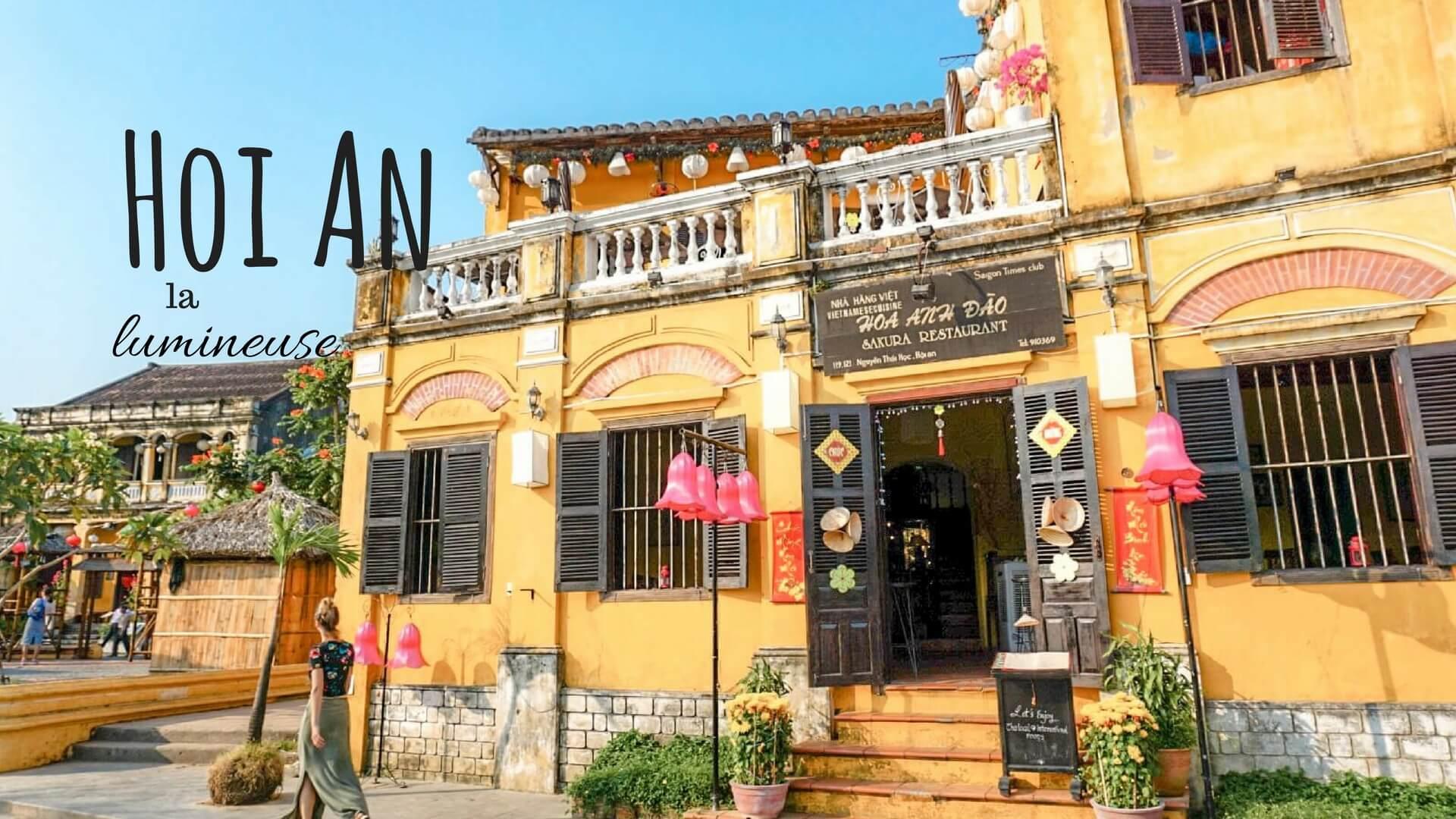 Hoi An Vietnam Blog Voyage