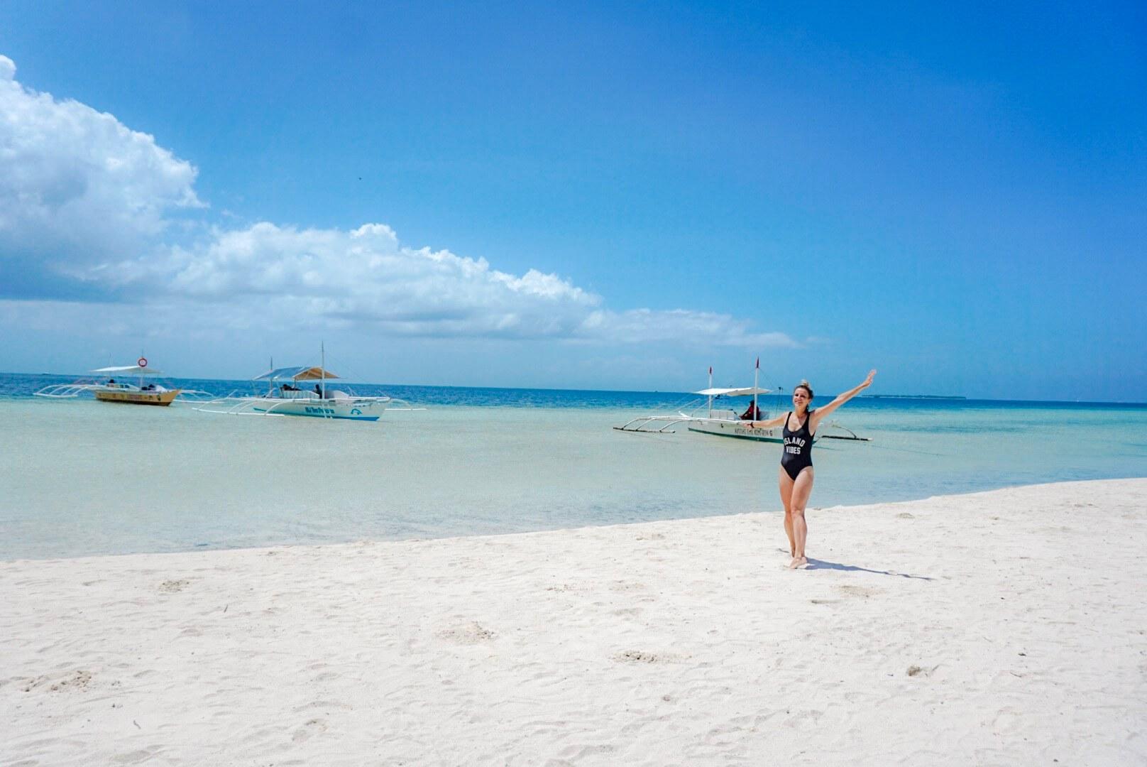 Virgin Island Bohol philippines que faire