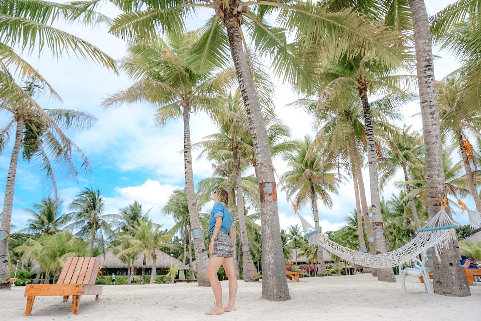 Resort et plages paradisiaques Bohol Philippines