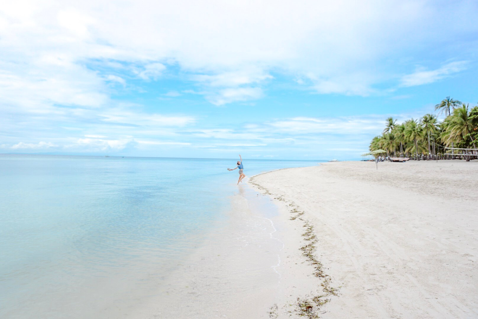 White Beach bohol philippines