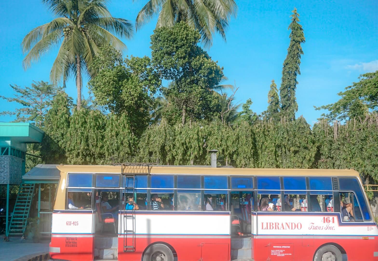 Comment aller à Moalboal depuis Cebu Philippines