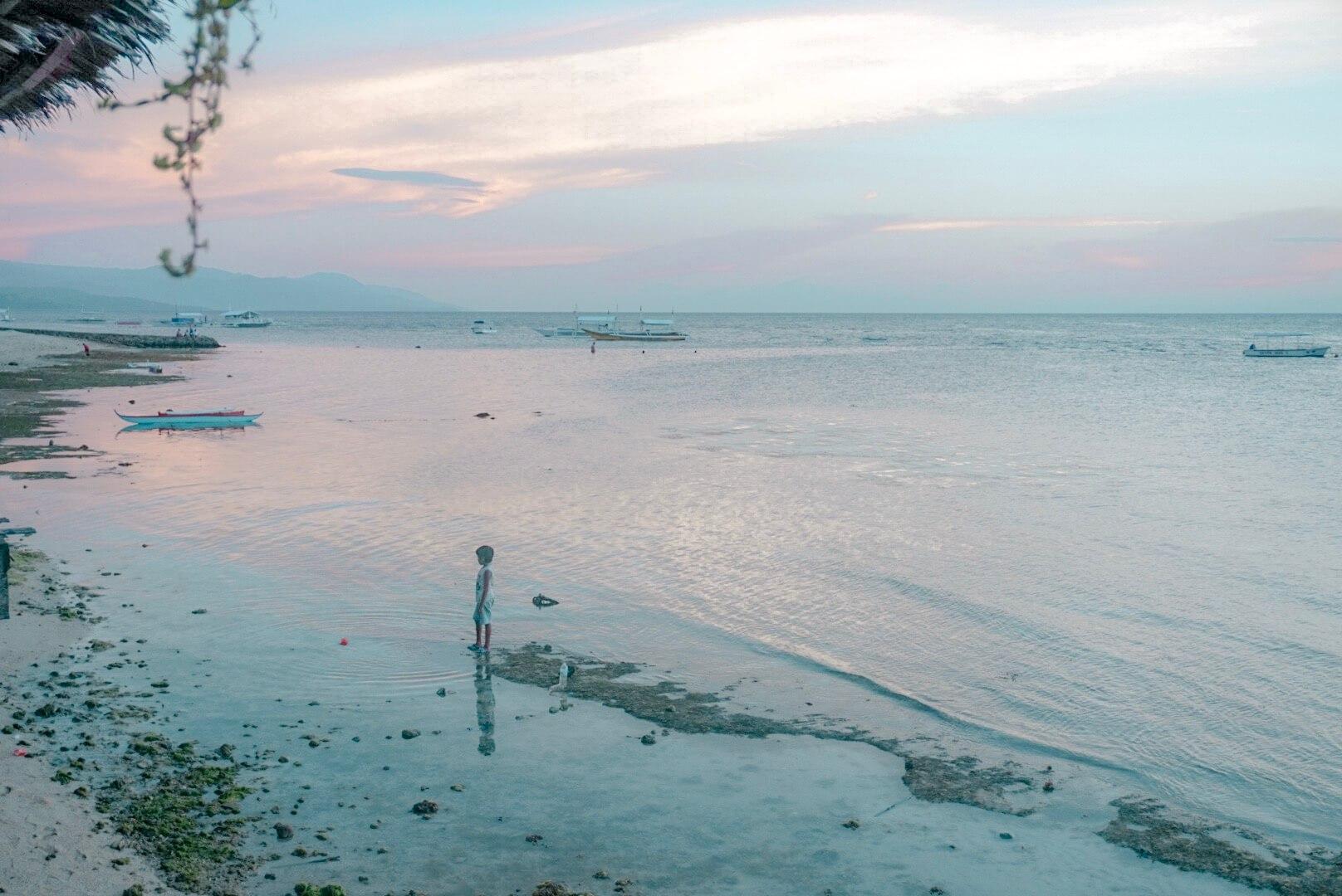 Que faire à Moalboal Philippines plages