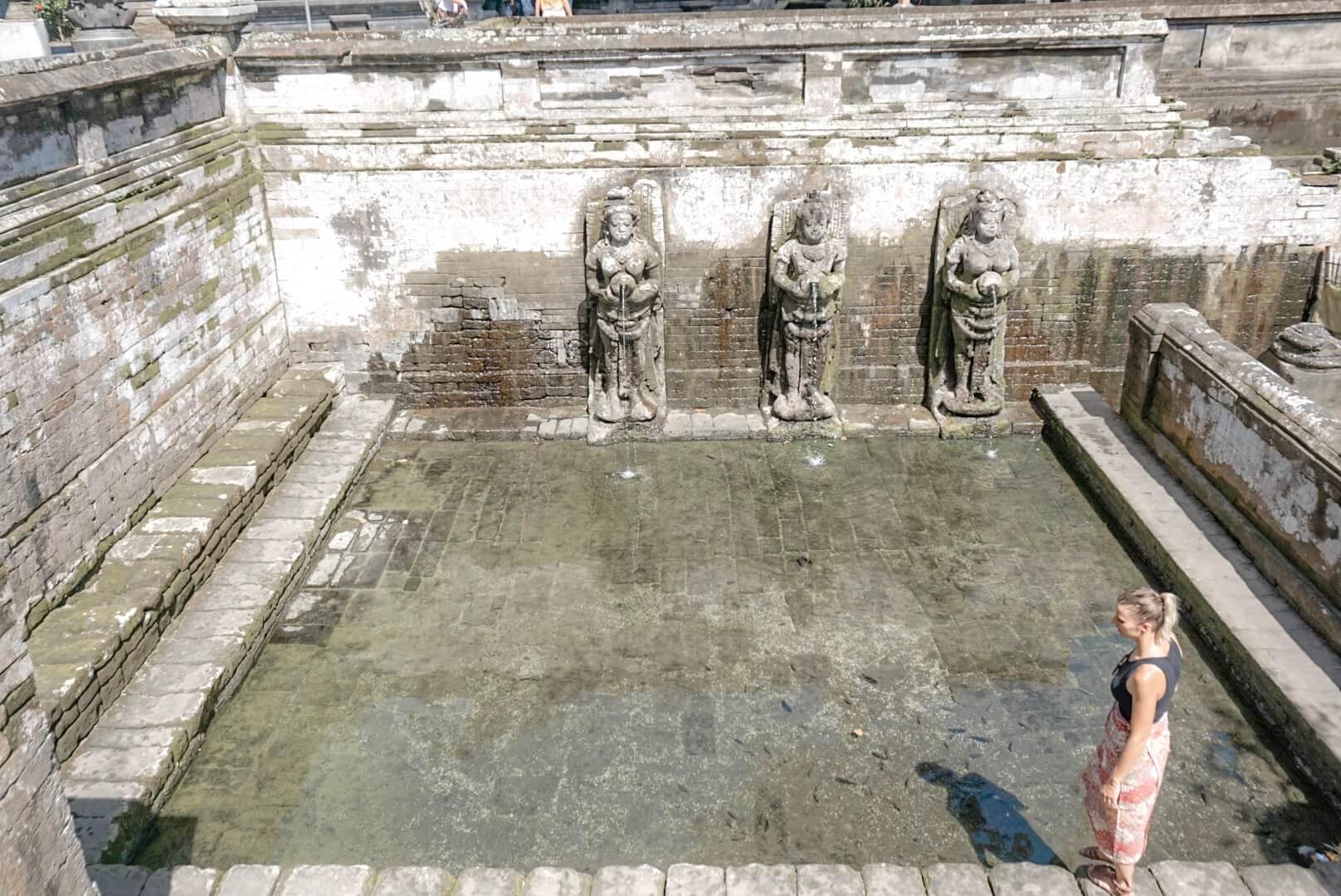 Temple Goa Gajah Bali