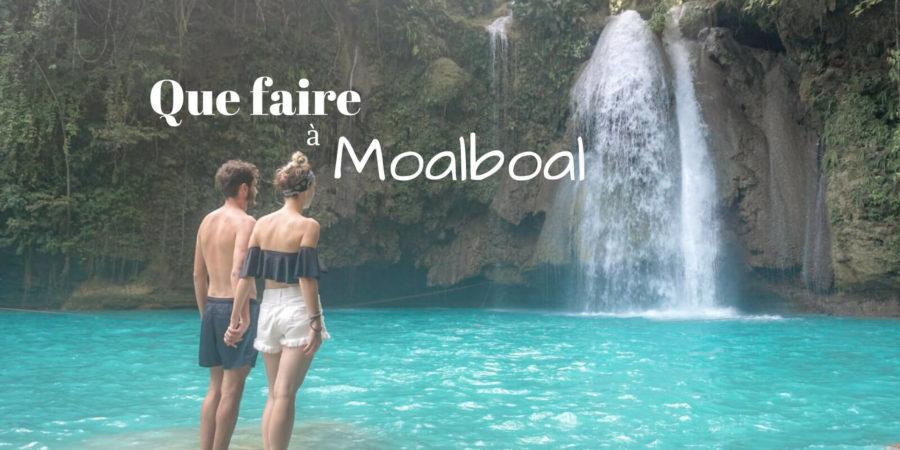 Que faire à Moalboal Philippines nos conseils pour visiter
