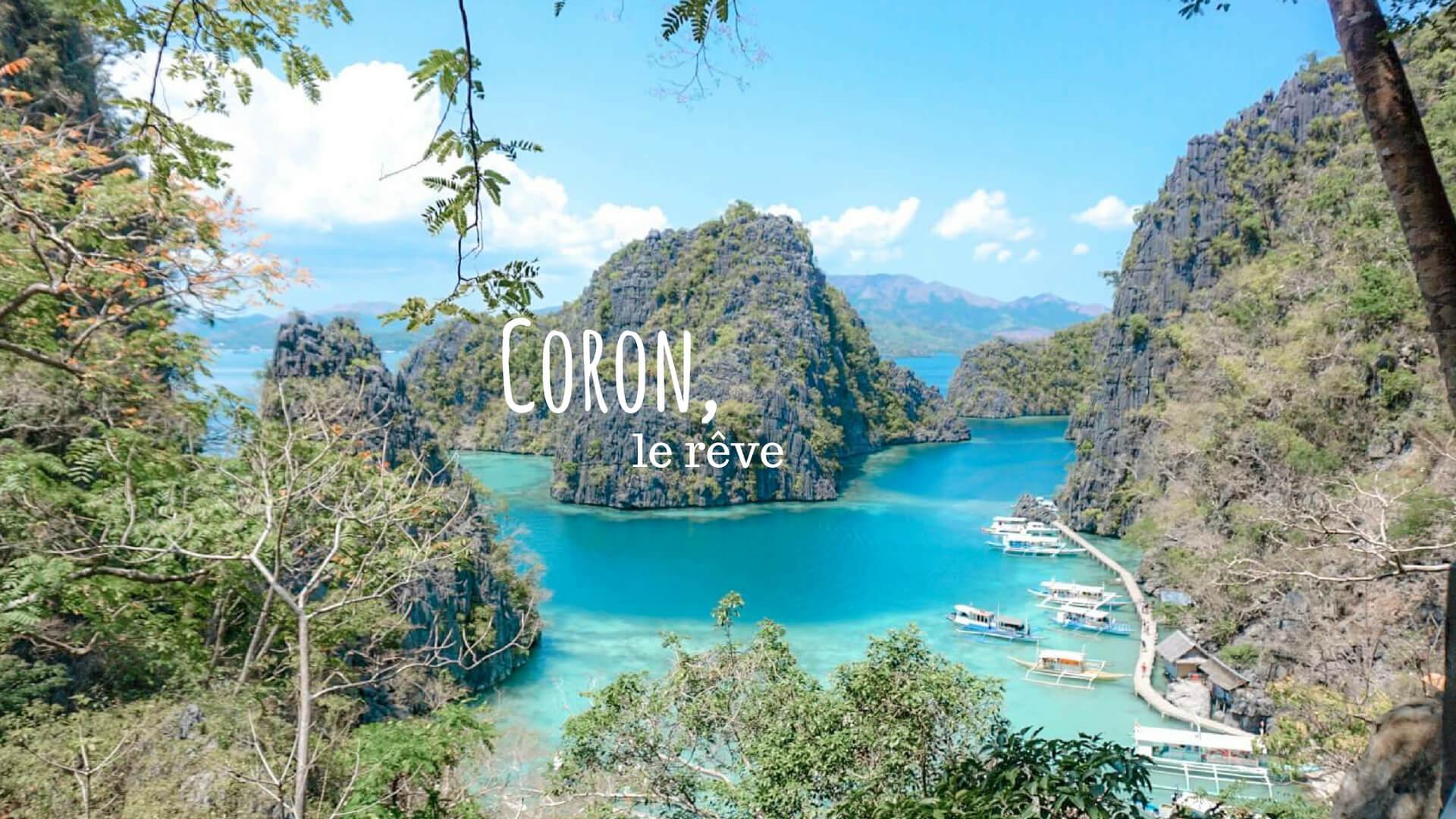 Coron Philippines plage snorkeling island hopping